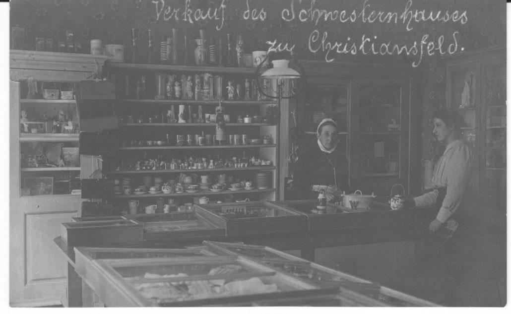 Butikken, 1917