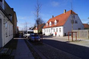 Rebslagerens hus, opført i 1819