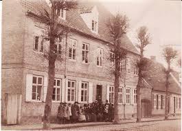 Pigekostskolen, ca.1890