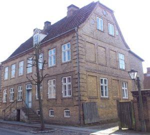 Johannes Prætorius' bolig